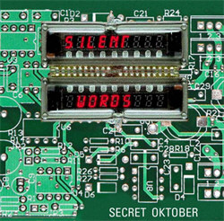 Secret Oktober - Silent Words (EP) (2012)