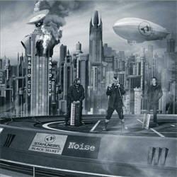 Stahlnebel & Black Selket - Noise (2CD) (2012)