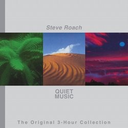 Steve Roach - Quiet Music (3CD) (2011)