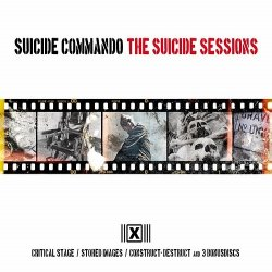Suicide Commando - The Suicide Sessions (6CD Limited Edition) (2011)