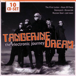 Tangerine Dream - The Electronic Journey (10CD Remastered) (2010)