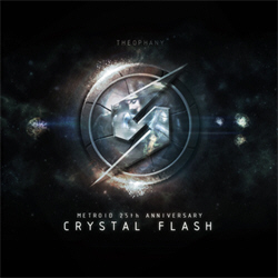 Theophany - Crystal Flash (EP) (2011)