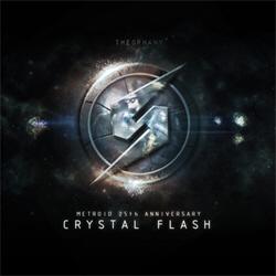 Theophany - Crystal Flash (EP) (2011)