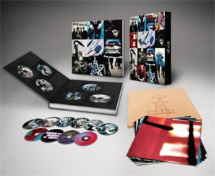 U2 – Achtung Baby (Super Deluxe Edition 6CD) (2011)
