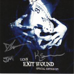 UCNX - Exit Wound (EP) (2011)