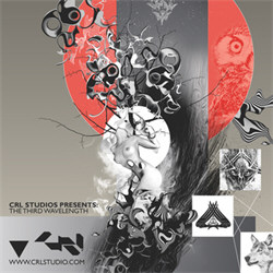 VA - CRL Studios Presents: The Third Wavelength - Life (2012)