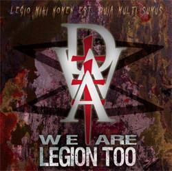 VA - We Are Legion Too (2012)