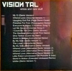 Vision Talk - Demos And Rare Stuff (2012)