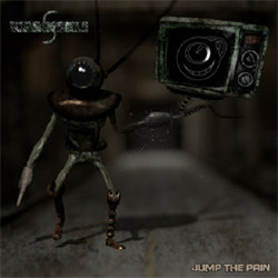 Warsickle - Jump The Pain (EP) (2012)