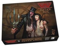 :Wumpscut: - Women And Satan First - :Satan: Box (2CD) (2012)