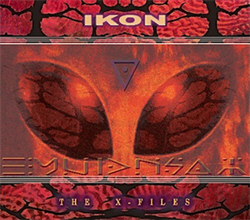 Ikon - The X Files (Limited Edition) (2012)
