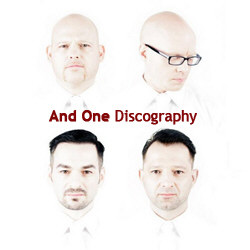 And One Discography 1990-2012