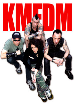 KMFDM Discography 1984-2012