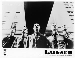 Laibach Discography 1987-2012