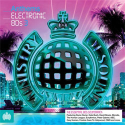 VA - Ministry of Sound: Anthems Electronic 80s 3 (2012)