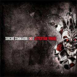 Suicide Commando - Attention Whore (Limited Edition CDM) (2012)