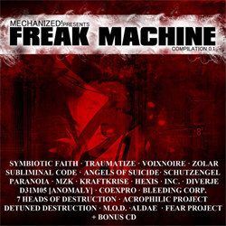 VA - Freak Machine Compilation 0.1 (2012)