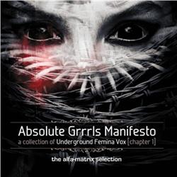 VA - Absolute Grrrls Manifesto 1 (The Alfa Matrix Selection) (2013)
