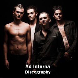 Ad Inferna Discography 2001-2019