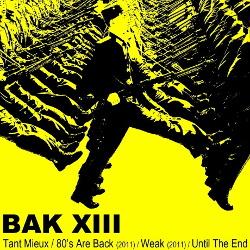 BAK XIII - Until The End (EP) (2013)