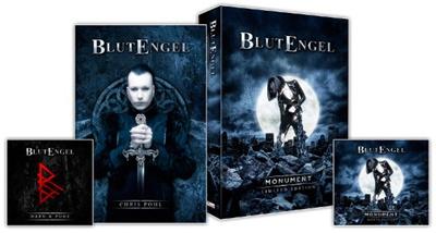 Blutengel - Monument (Deluxe Edition) (2013)
