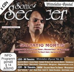 VA - Sonic Seducer: Cold Hands Seduction Vol. 140 (2CD) (2013)