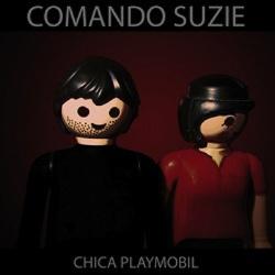 Comando Suzie - Chica Playmobil (EP) (2013)