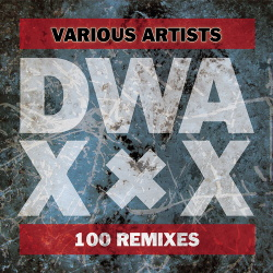 VA - DWA XxX (100 Remixes) (10CD) (2013)