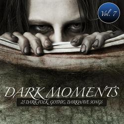 VA - Dark Moments, Vol. 7 - 25 Gothic, EBM, Darkwave, Industrial Songs (2013)