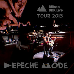 Depeche Mode - Live at Belbao BBK live 2013 (2013)