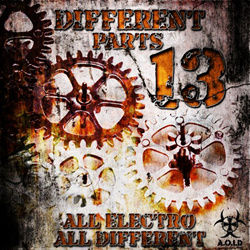 VA - Army Of Industrial Darkness: Different Parts Vol.13 (2013)