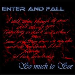 Enter And Fall - So much to see (Single) (2012)