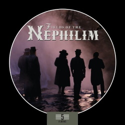 Fields Of The Nephilim - 5 Albums (5CD) (2013)