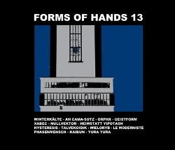 VA - Forms of Hands 13 (2013)