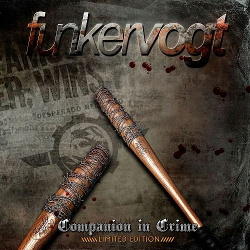 Funker Vogt - Companion In Crime (2CD Limited Edition) (2013)