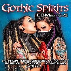 VA - Gothic Spirits: EBM Edition 5 (2CD) (2013)