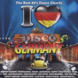 VA - I Love Disco Germany 80's (2CD) (2012)
