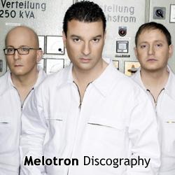 Melotron Discography 1998-2018