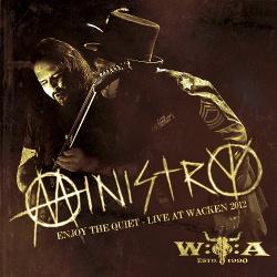 Ministry - Enjoy The Quiet - Live At Wacken 2012 (2013)