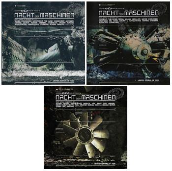 VA - Nacht Der Maschinen Volume 1-3 (2007-2011)