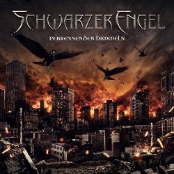 Schwarzer Engel - In Brennenden Himmeln (2013)