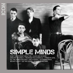 Simple Minds - Icon (2013)