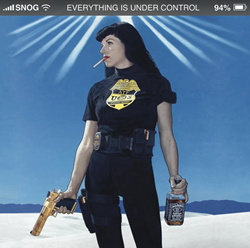Snog - Everything Is Under Control (EP) (2013)