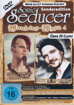 VA - Sonic Seducer: Cold Hands Seduction Vol. 144 (2013)