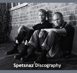 Spetsnaz Discography 2003-2013
