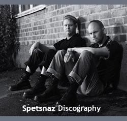 Spetsnaz Discography 2003-2013