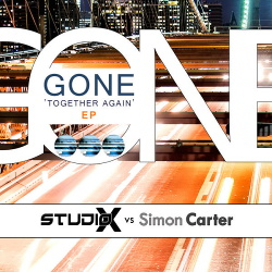 Studio-X vs. Simon Carter - Gone Together Again (EP) (2013)