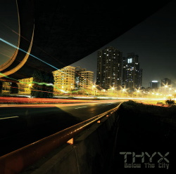THYX - Below the City (2013)