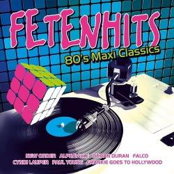 VA - Fetenhits 80's Maxi Classics (3CD) (2013)