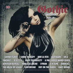 VA - Gothic Compilation Part LIX (59) (2013)